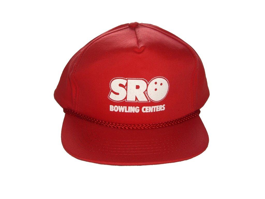SRO Bowling Centers Snap Back Cap