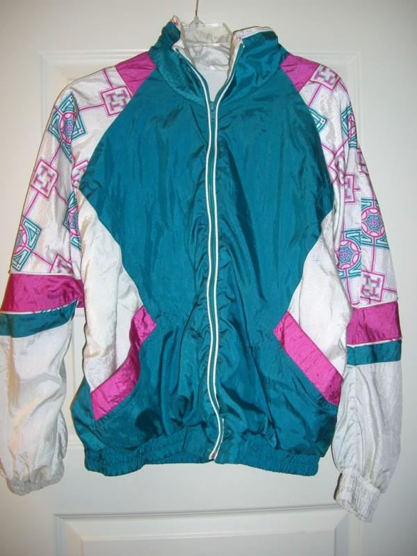 90s Misty Valley Sport Windbreaker 2