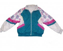 90s Misty Valley Sport Windbreaker