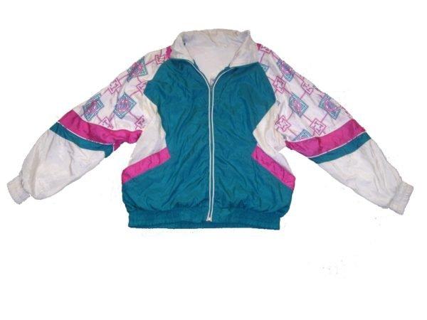 90s Misty Valley Sport Windbreaker