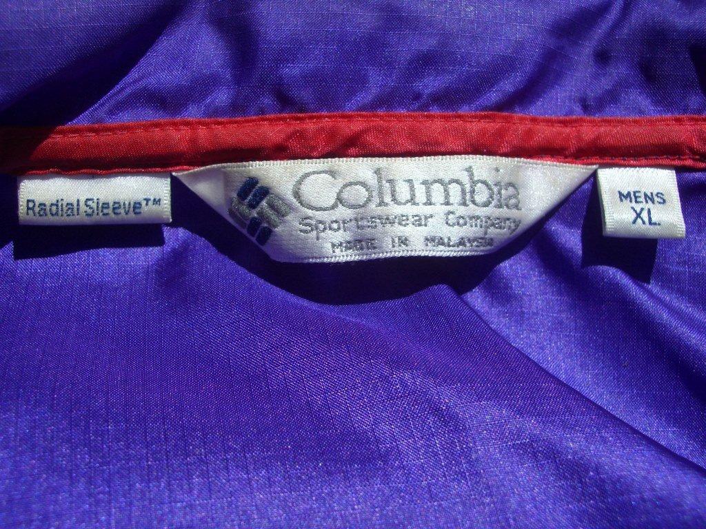 90s-Style-Columbia-Sportswear-Radial-Sleeve-Jacket-tag