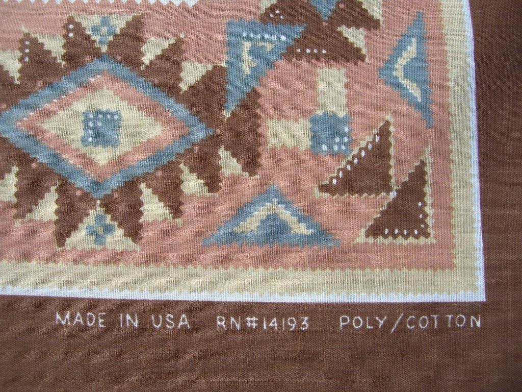 90s-brown-southwestern-bandana-materials