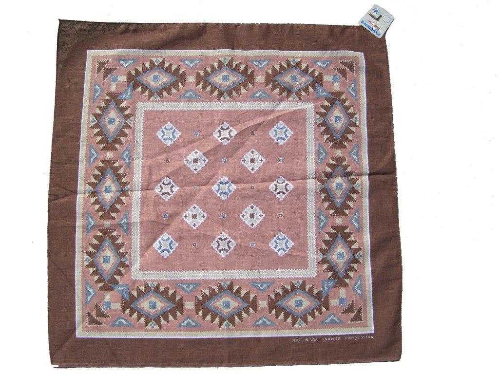 90s-brown-southwestern-bandana