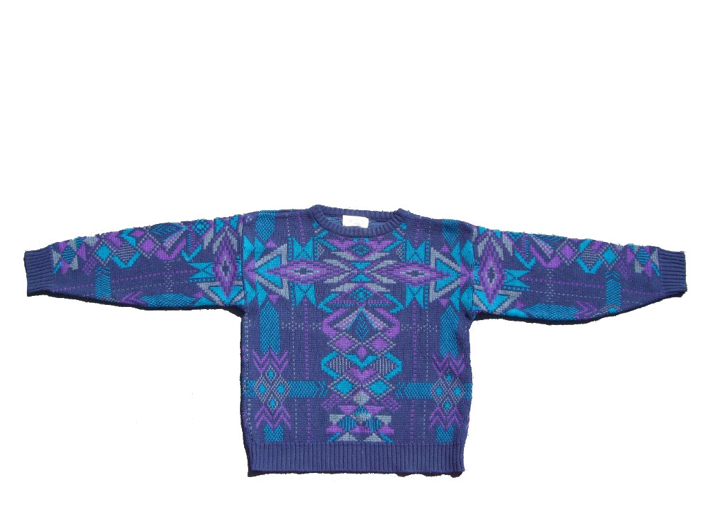 retro-90s-blue-sweater