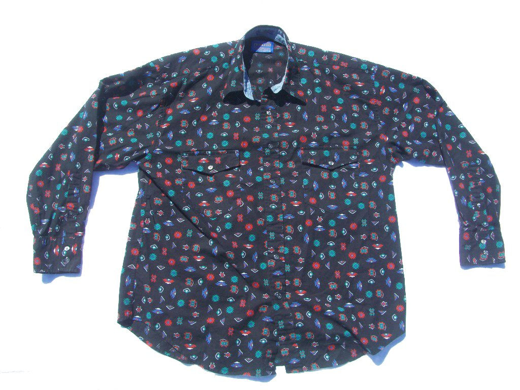 90s-vintage-oregon-pendleton-southwestern-button-up-shirt