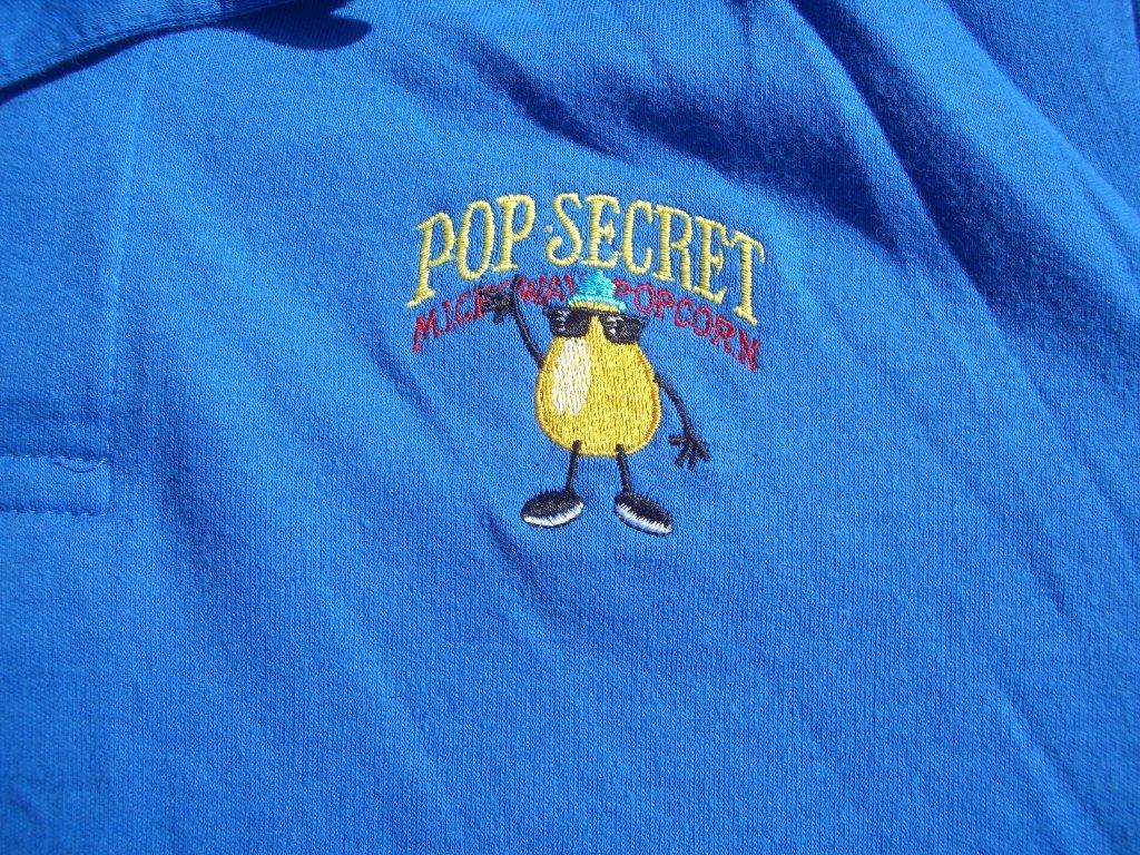 90s-vintage-pop-secret-blue-polo-shirt-logo