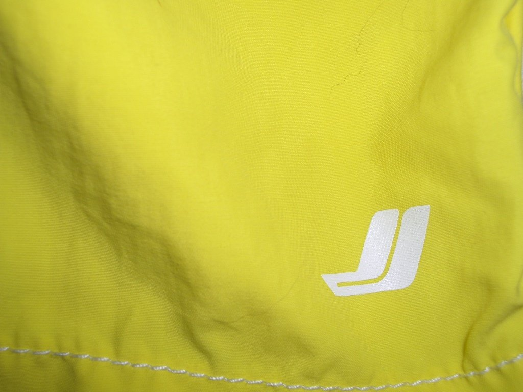 bright-yellow-joe-fresh-shorts-with-netting-logo