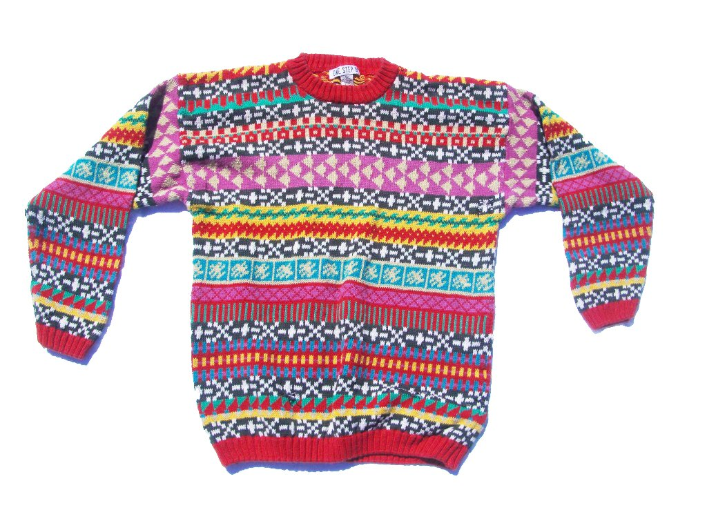 Wild 90s One Step Up Sweater