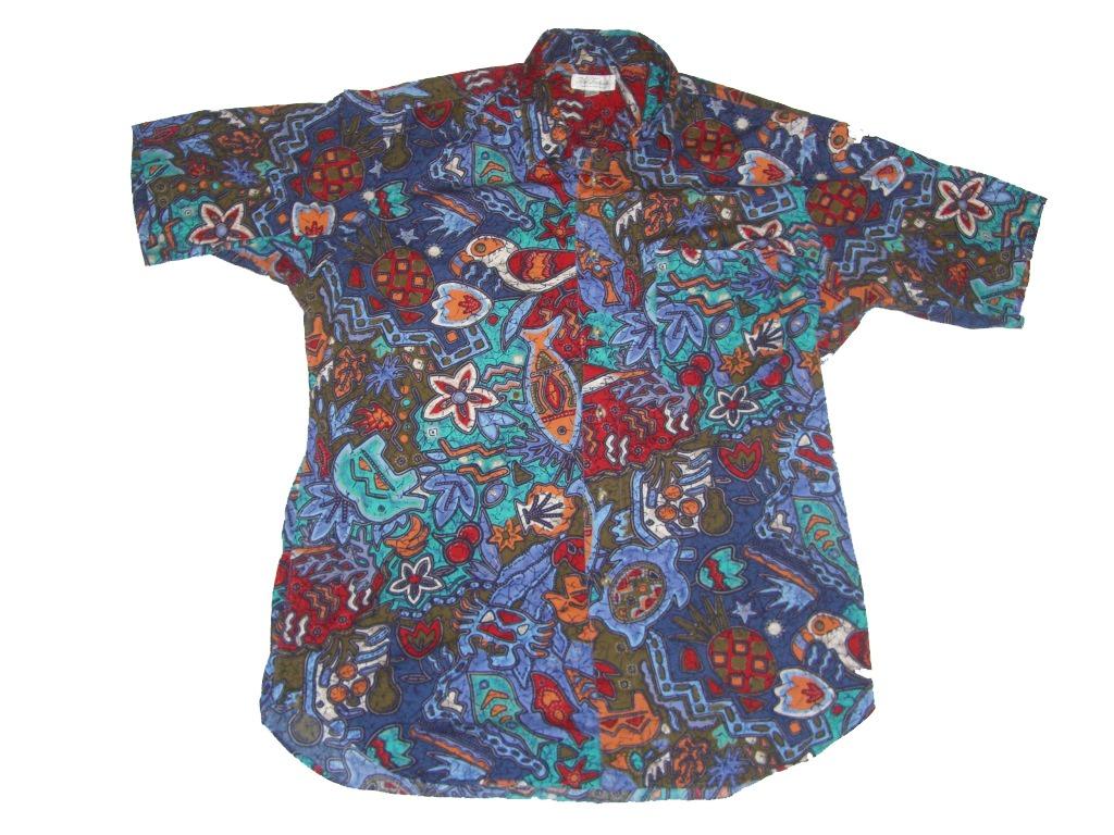 Indigenous Australian Art Hawaiian Shirt By Paul Fredrick