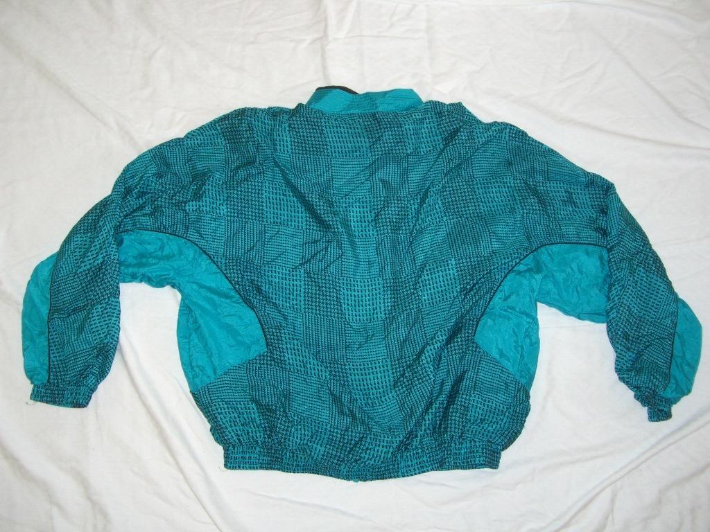 90s-teal-checkered-plaid-aviat-sportif-windbreaker-pattern-back
