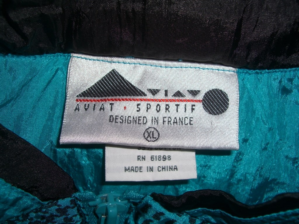 90s-teal-checkered-plaid-aviat-sportif-windbreaker-pattern-tag