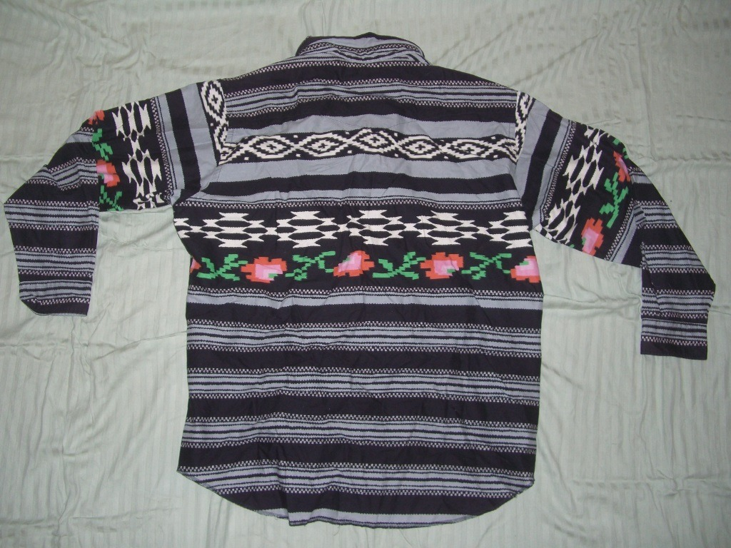 digital-roses-pixelated-wrangler-western-cowboy-shirt-back